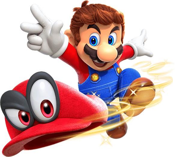 Nintendo Switch – мир в кармане