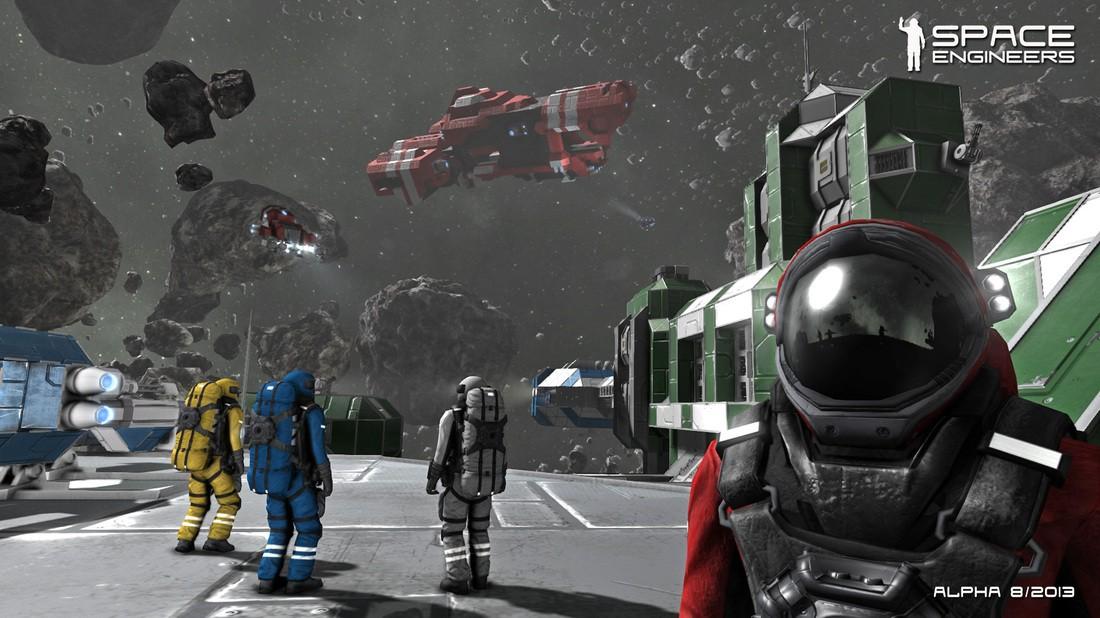 Дню космонавтики посвящается: Пыльные дороги далеких планет в видеоиграх