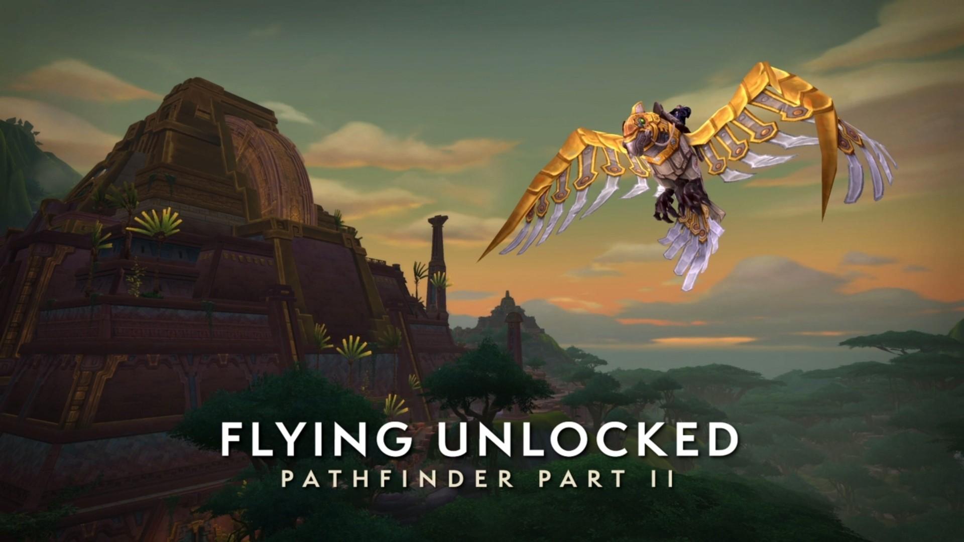 World of Warcraft - Королева Азшара возвращается