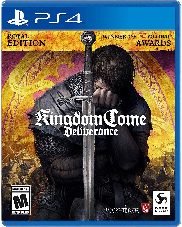 """Kingdom Come: Deliverance - В конце весны появится """"Королевское"""" издание"""