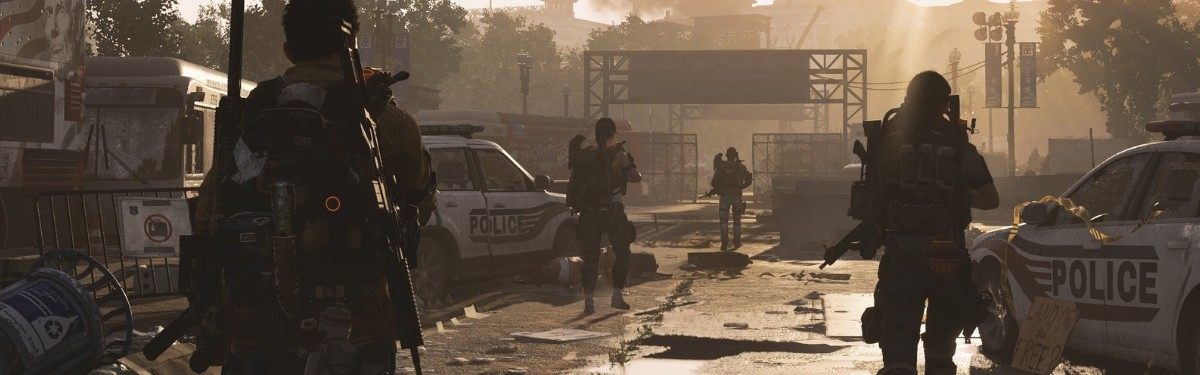 Tom Clancy's The Division 2 - информация о рейдах, эндгейм-контенте и многом другом