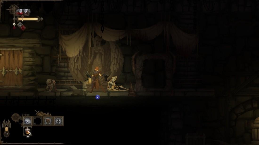 Dark Devotion - новый пиксельный рогалик