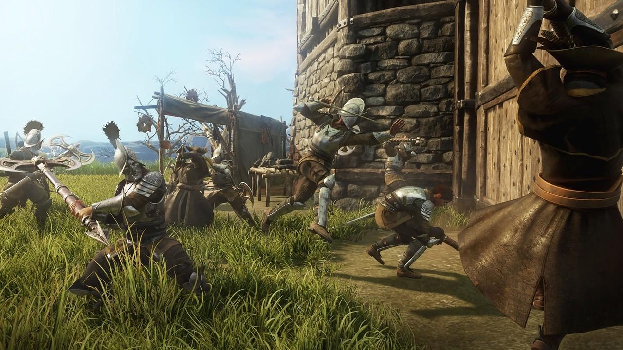 Интервью: Игрок New World об игре, её преимуществах и недостатках.