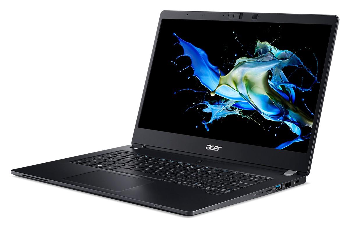 Новая серия коммерческих ноутбуков TravelMate P6 от Acer