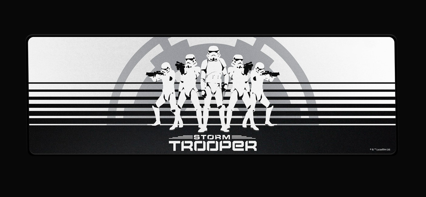 Аксессуары в стиле Star Wars от Razer