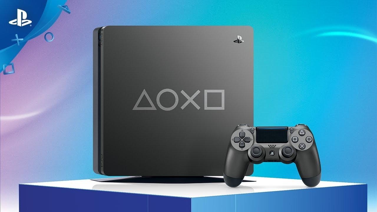 Sony выпустит ограниченную версию PS4 к Days of Play