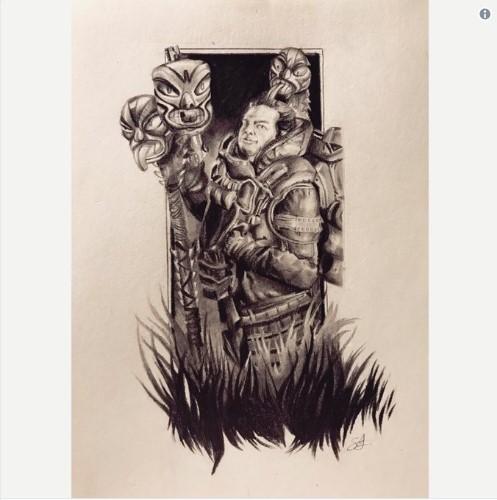 Стали известны победители конкурса фан-арта по Apex Legends
