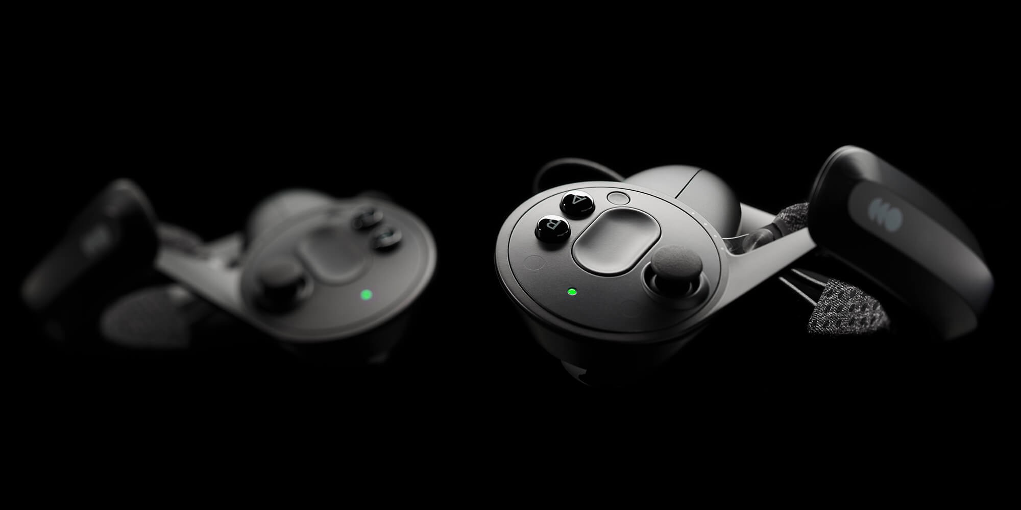 Valve представила VR-шлем Index