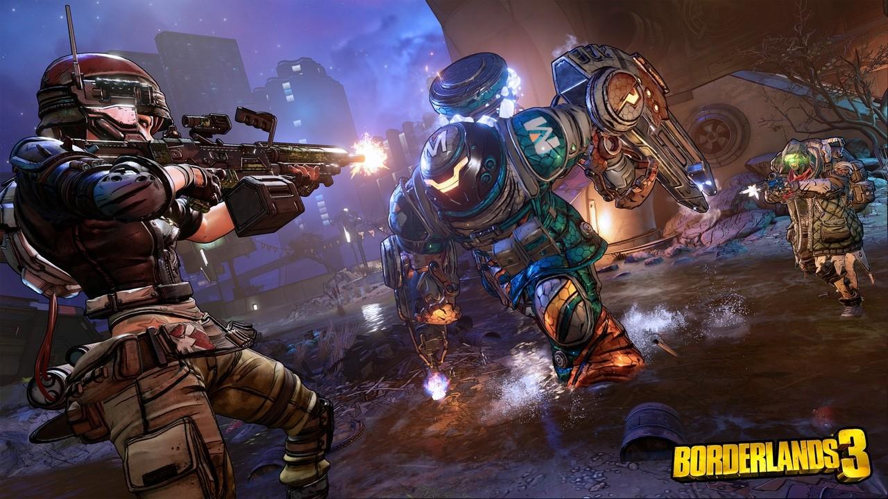 Borderlands 3 — Игру показали прессе в Лос-Анджелесе