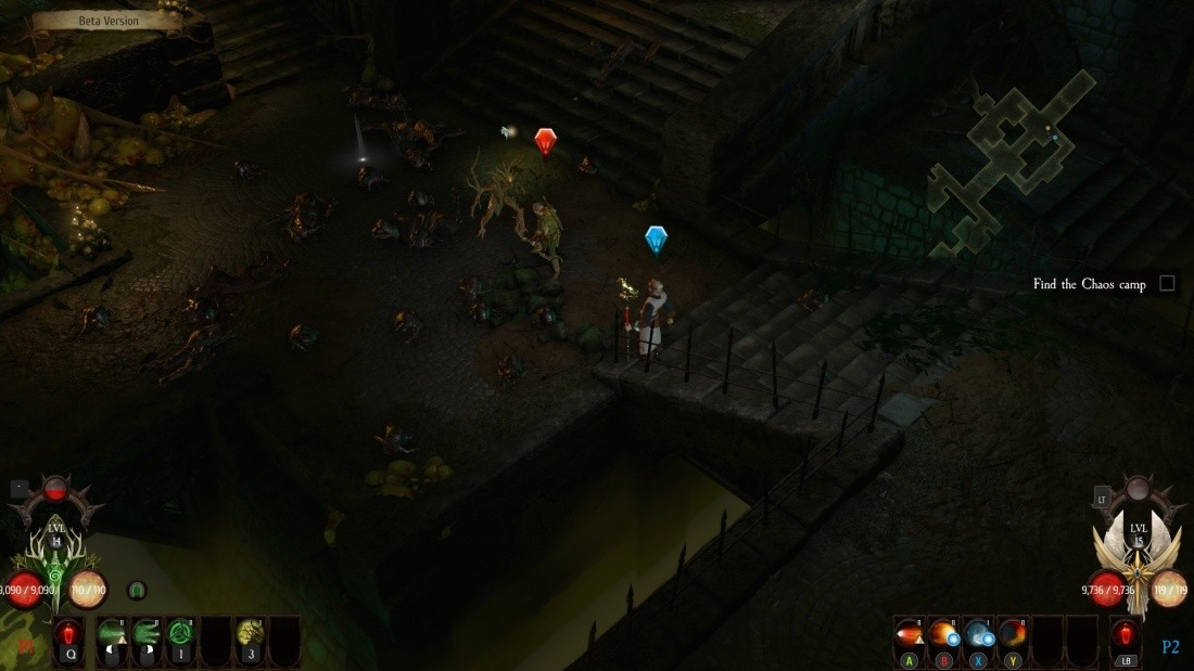 Warhammer: Chaosbane - что удалось узнать в ходе бета-тестирования