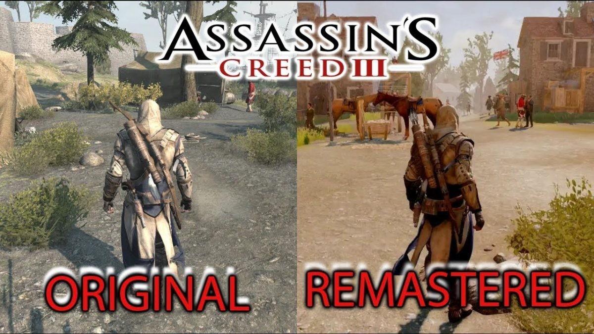 Обзор: Assassin's Creed 3 Remastered