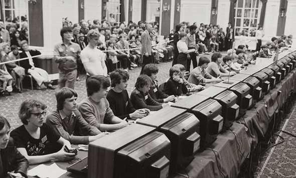 История киберспорта, Часть 1. Зарождение киберспорта в США, первые турниры.