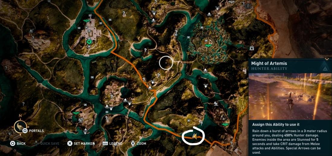 Assassin's Creed Odyssey - изучаем дополнение, посвященное Атлантиде