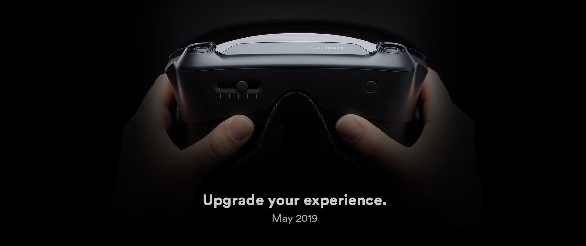 В Steam появился тизер VR-устройства Valve Index