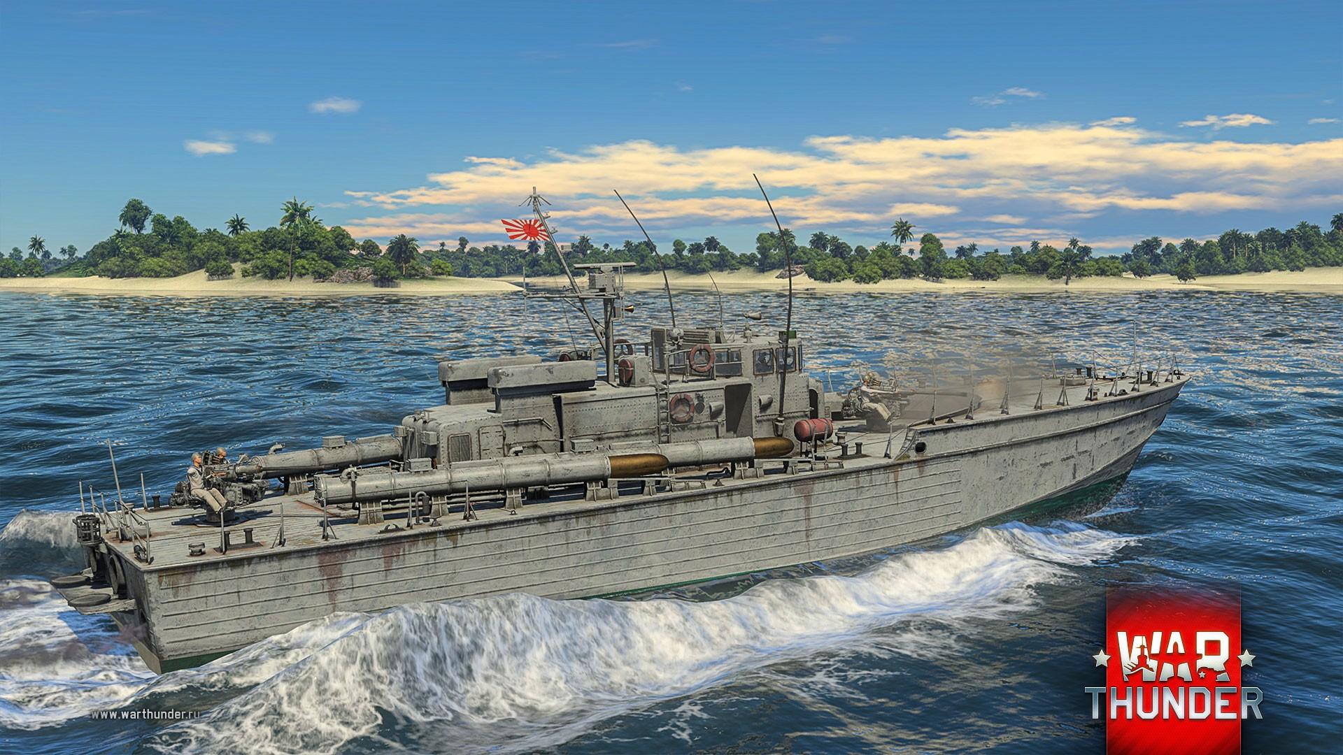 War Thunder - Японский флот готовится вступить в бой