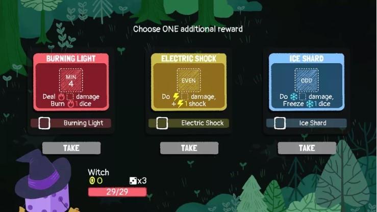 Игральный кубик станет героем игры Dicey Dungeons