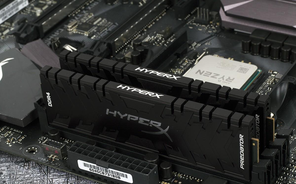 Конкурс HyperX Memory OC Competition 2019