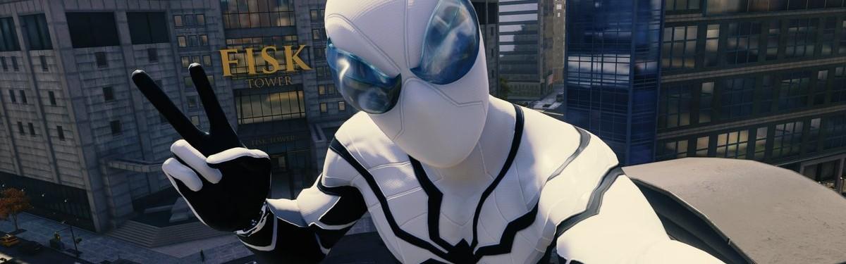 Spider-Man - В игре появились костюмы из Фантастической четверки