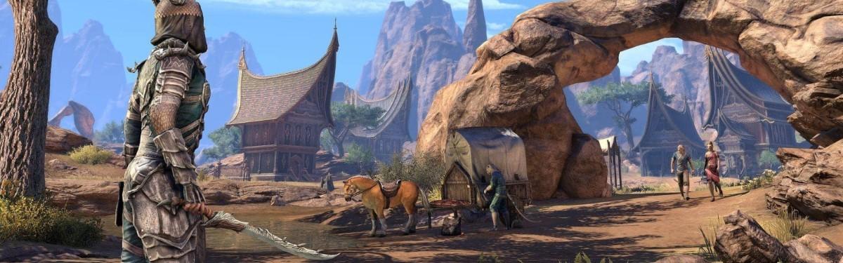 """The Elder Scrolls Online - Состоялся анонс дополнения """"Эльсвейр"""""""