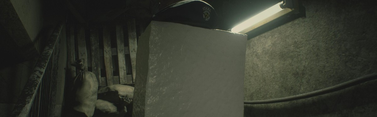 Моддер заменил всех зомби в Resident Evil 2 на тофу