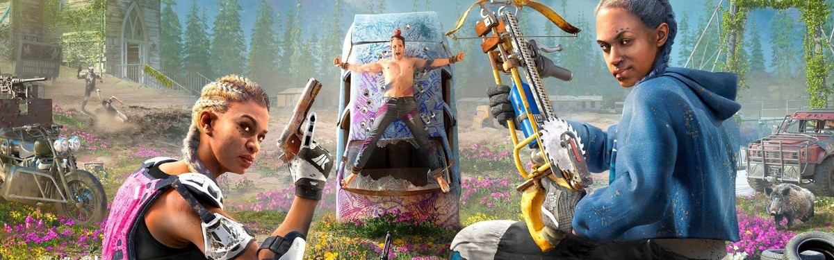 "Far Cry: New Dawn - Игра станет ""легкой RPG"""