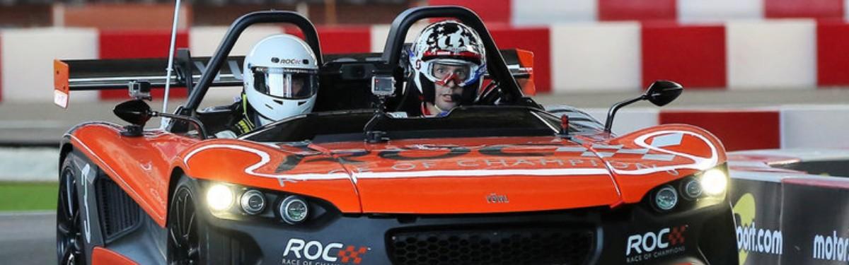 Пилот Формулы-1 проиграл реальную гонку киберспортсмену