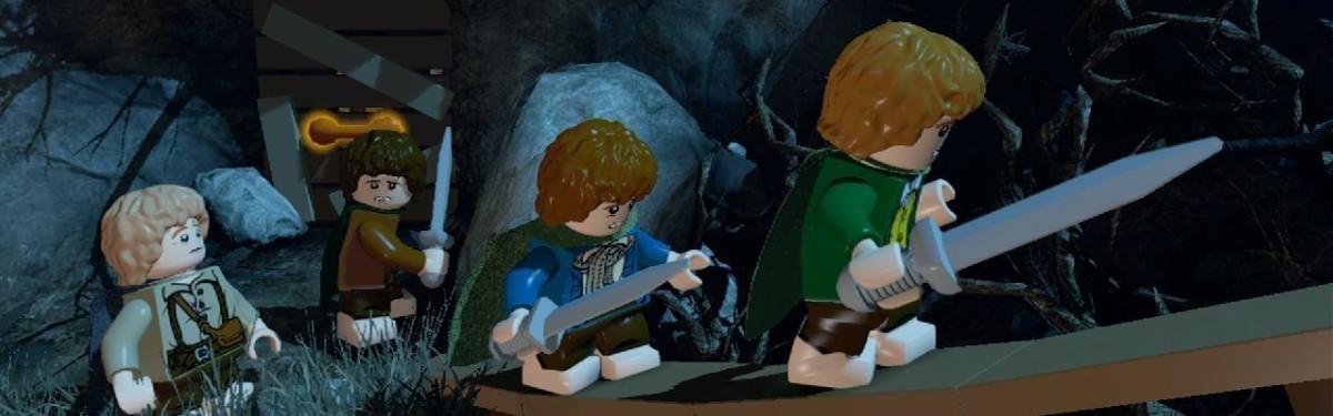 Lego: Lord of the Rings отдают бесплатно в Humble Store
