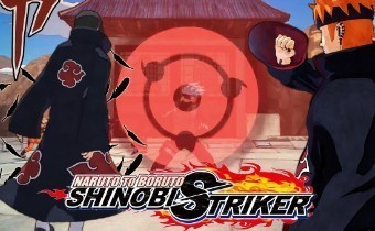 "Naruto to Boruto: Shinobi Striker - Трейлер ""Захвата флага"""