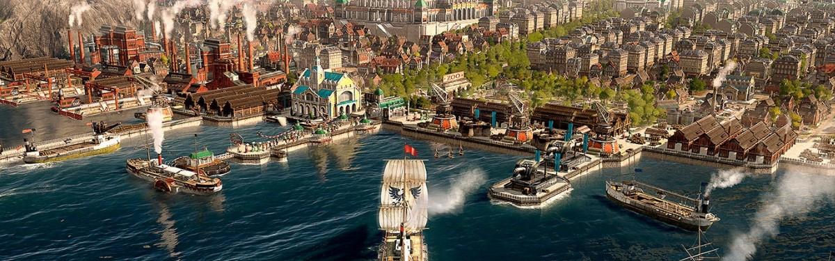 Ubisoft вновь перенесла релиз Anno 1800