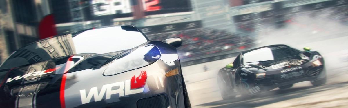Steam-версию GRID 2 можно бесплатно получить в Humble