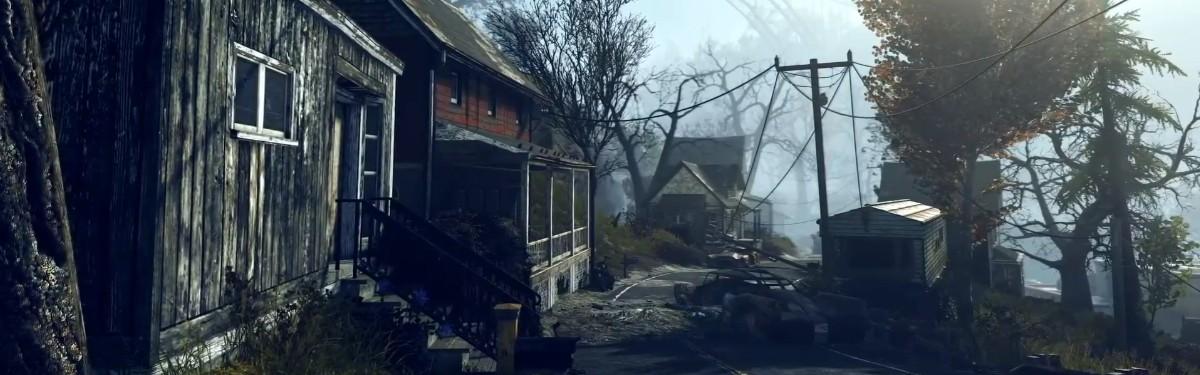 [E3-2018] Fallout 76 - Станет приквелом ко всем остальным играм