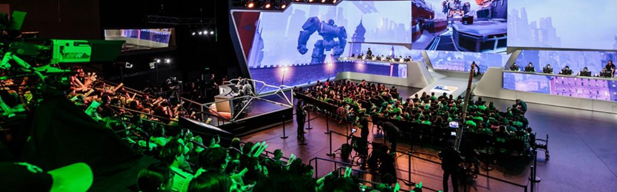 Overwatch - Профессиональные матчи покажут на ESPN и других каналах Disney