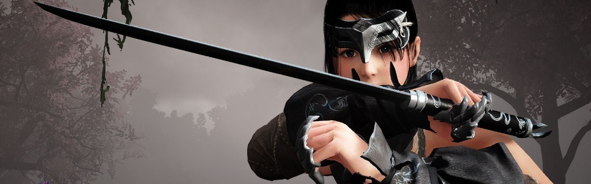 [Стрим] Black Desert - Постигаем мастерство ниндзя