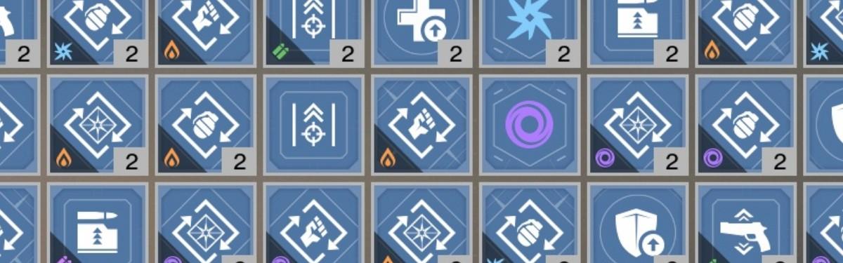 Destiny 2 - изменения в системе модов и ежедневных задачах