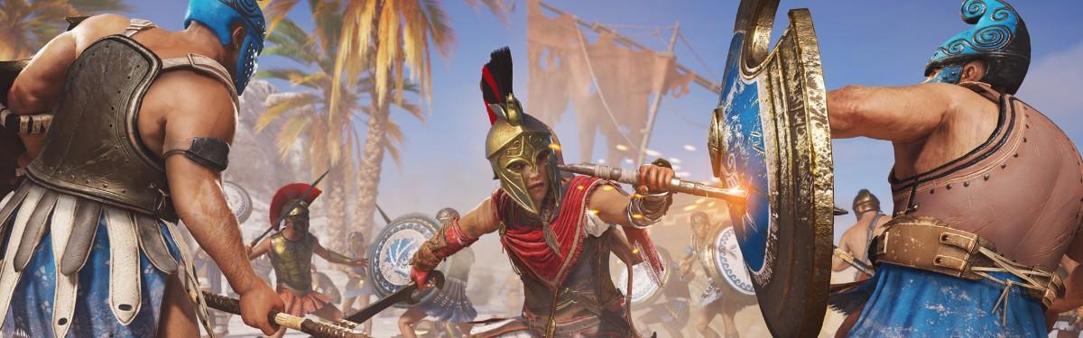 В Assassin's Creed: Odyssey завтра добавят «Новую игру +». Ubisoft раскрыла все детали патча