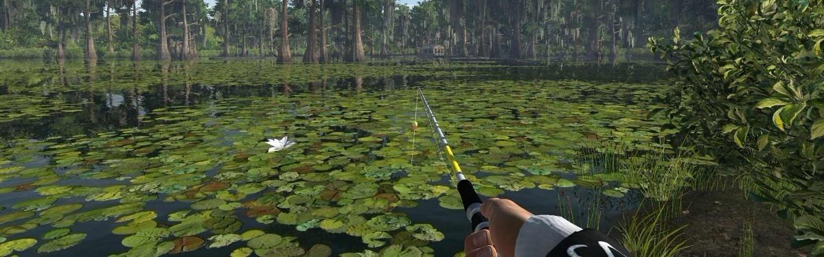 [Стрим] Fishing Planet - Пятничная рыбалка