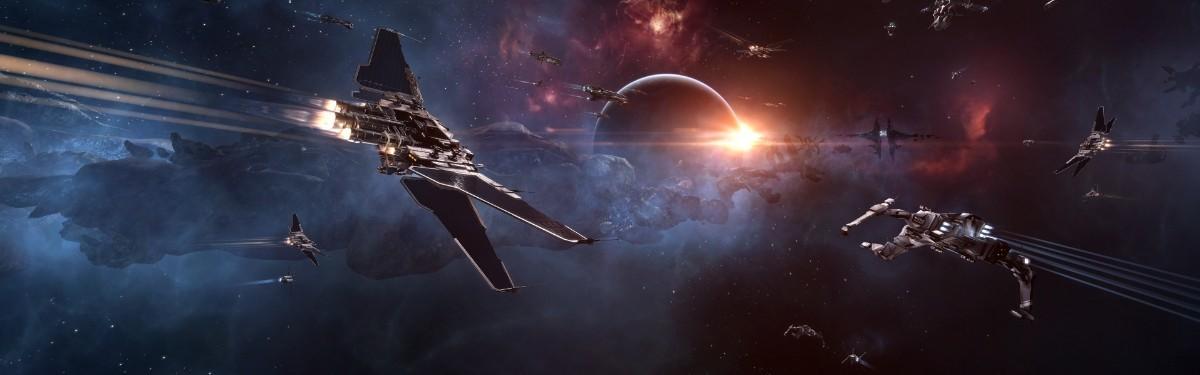 EVE Online - Уничтожен редкий корабль Vanquisher