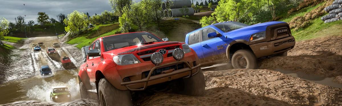 Основные особенности Forza Horizon 4
