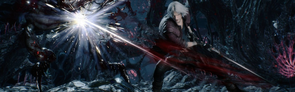[X018] Void Mode в Devil May Cry 5