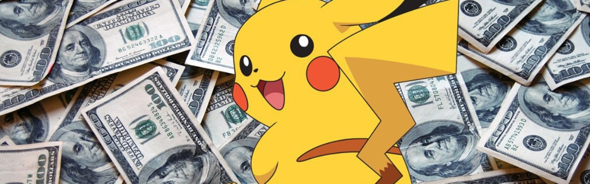 Pokemon GO - Игра уже заработала почти 2 миллиарда долларов