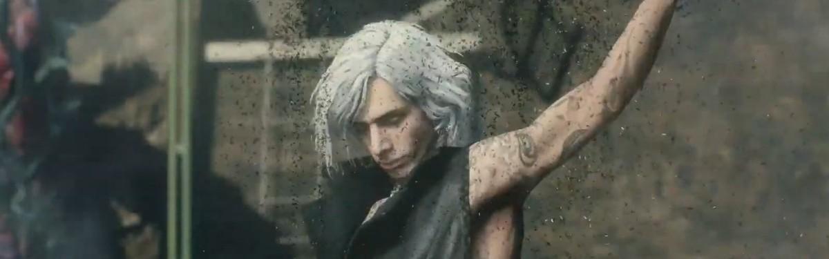Devil May Cry 5 - особенности новой части, или необычный стиль боя V