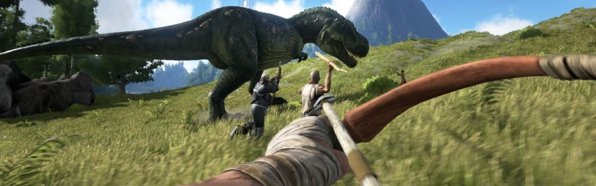 ARK: Survival Evolved появится на Nintendo Switch в конце осени