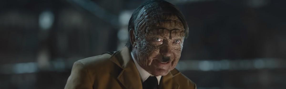 Фюрер-рептилоид показался в новом трейлере «Железного неба 2»
