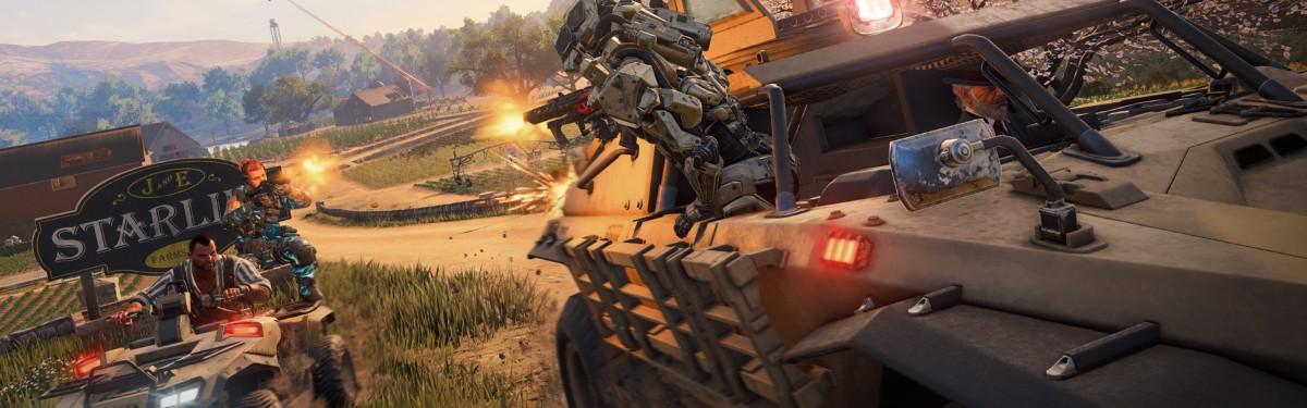 Call of Duty: Black Ops 4 - Королевская битва на хардкоре