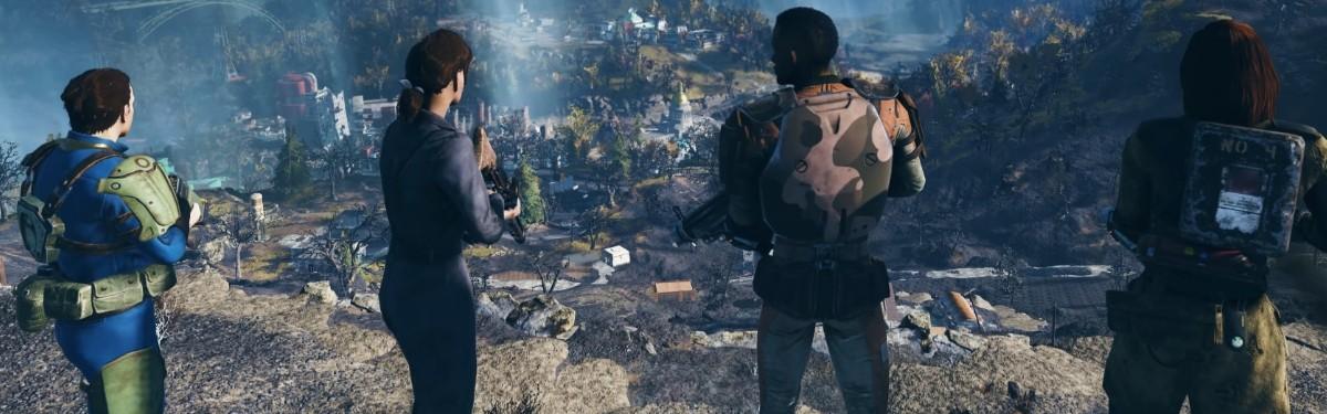 Fallout 76 - еще раз про онлайн-составляющую проекта