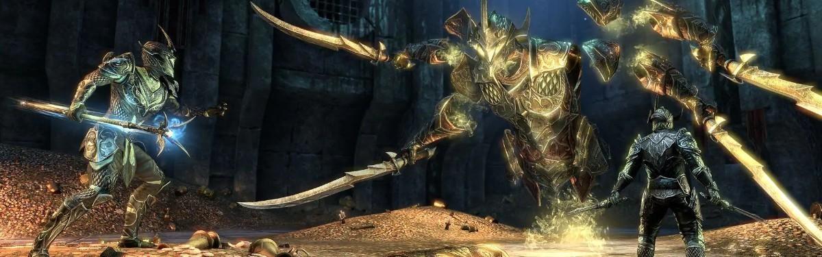 "The Elder Scrolls Online - Дата выхода дополнения ""Wrathstone"""