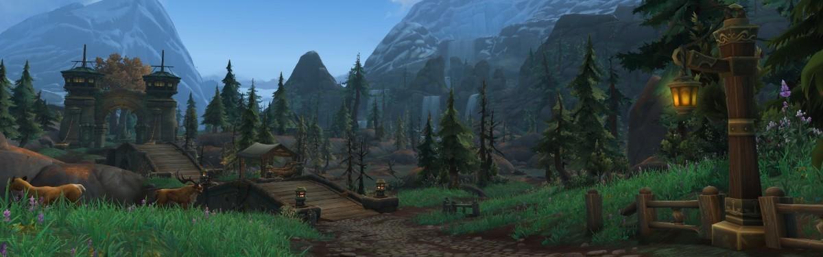 [Стрим] World of Warcraft - Путешествие по Азероту