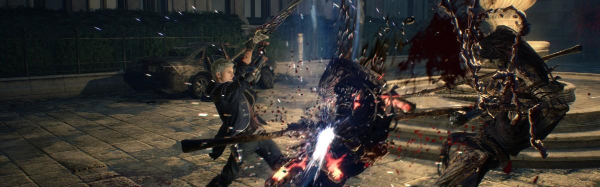 Авторы Devil May Cry 5 намекнули, что игра может выйти на Switch