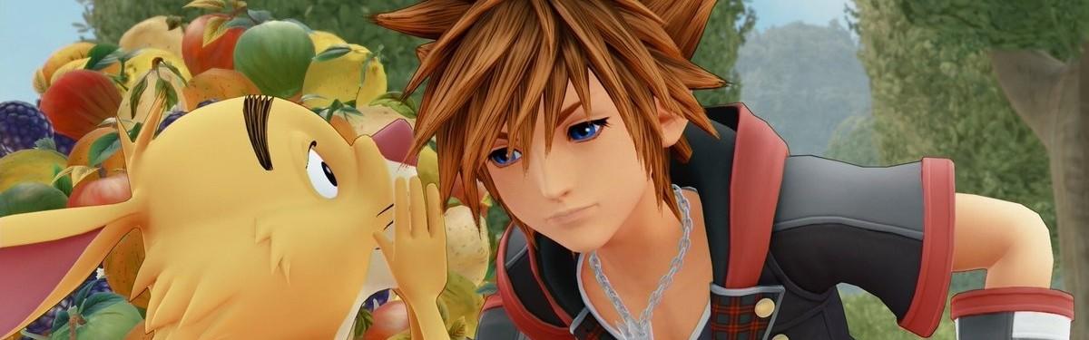 Kingdom Hearts 3 попала в руки игроков за месяц до релиза