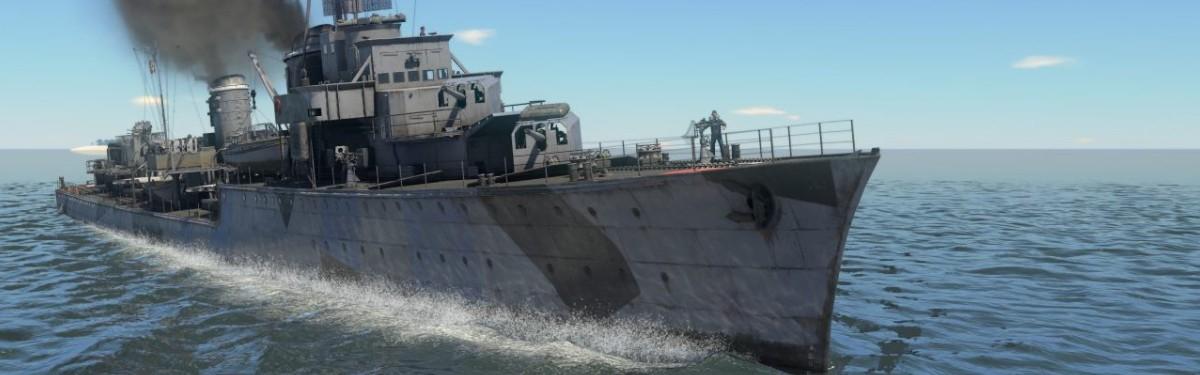 Стрим: War Thunder - Новые морские сражения